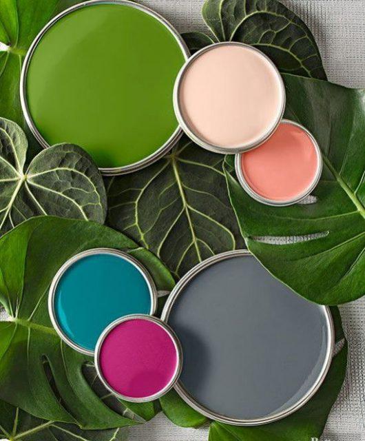 Jakou barvou si doma vymalovat? Prozradíme vám ty nejlepší kombinace!
