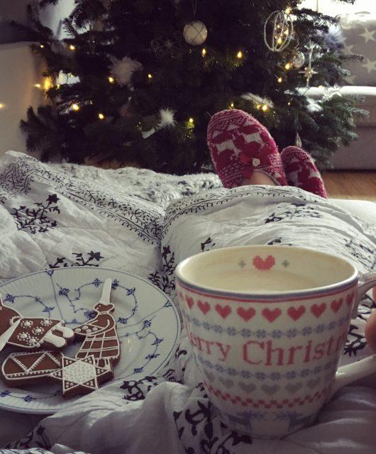 Dokonalá vánoční atmosféra