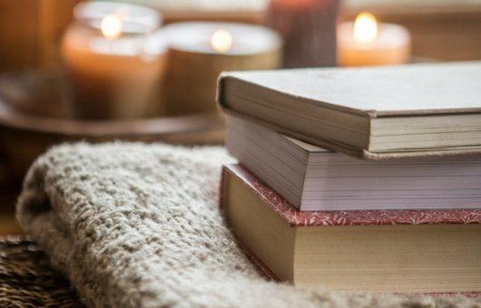 Oblíbené knihy foto